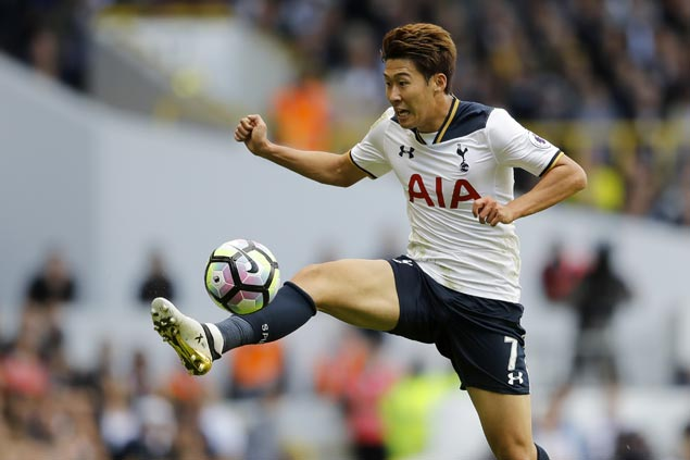 Spurs pressing game too slick for City, ending Pep Guardiola's perfect EPL start