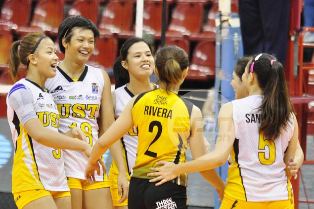 Unbeaten UST faces acid test against retooled Bali Pure in V-League