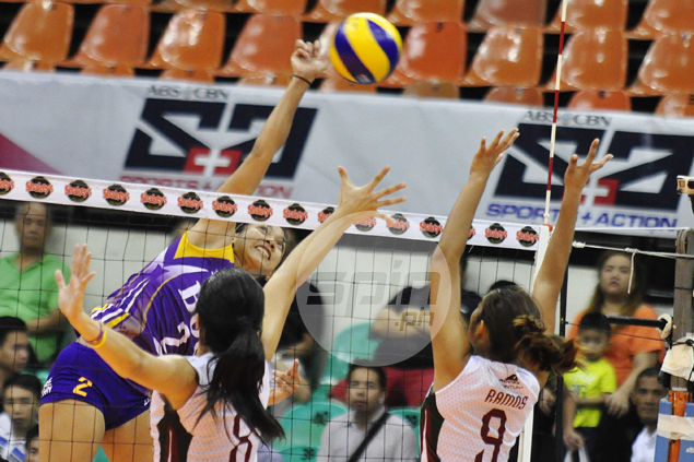 New team, same result for Alyssa Valdez as Customs rips UP in V-League debut