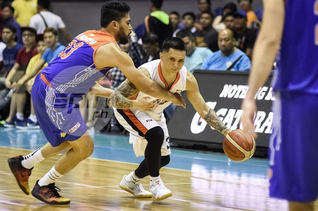 Bittersweet feeling for Jimmy Alapag as Meralco reaches finals at former team TNT's expense