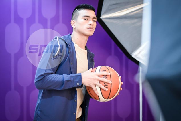 Jio Jalalon admires Iverson's scoring, Nash's passing. Now if only he can be good at both
