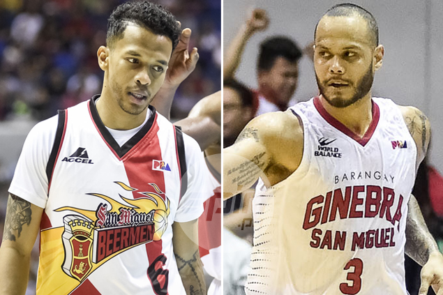 Chris Ross, Sol Mercado set friendship aside as Ginebra, San Miguel fight to the last