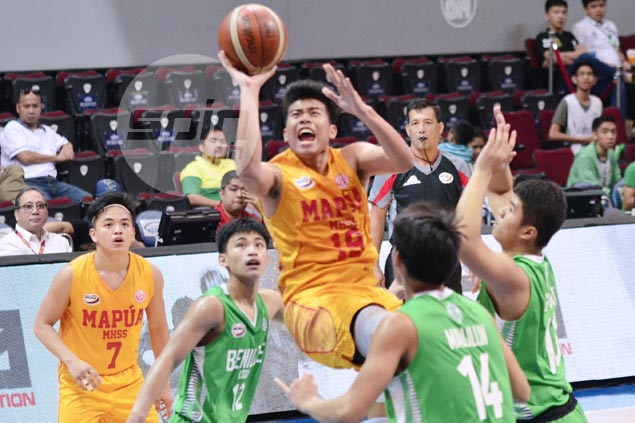 Will Gozum transfer from UPIS to Mapua a blessing in disguise as Red Robins reach finals