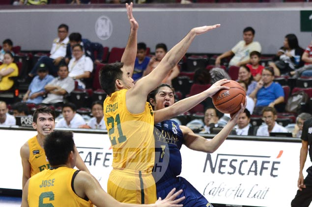Altamirano rues lack of scoring support as NU Bulldogs waste Alejandro's career game