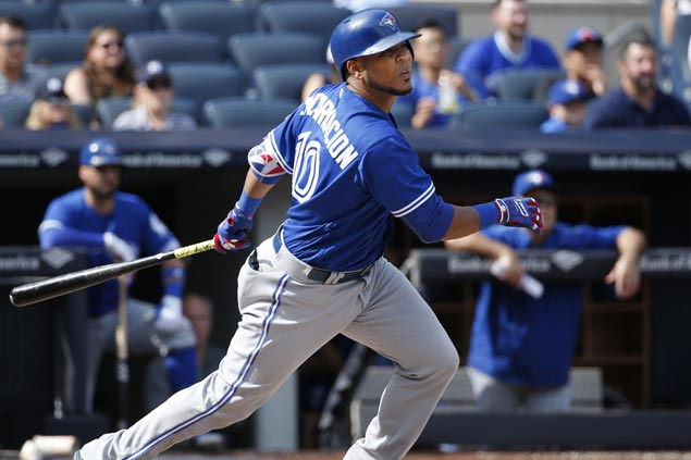 Cleveland Indians hit big in free agency with 3-year, $60M deal for slugger Edwin Encarnacion