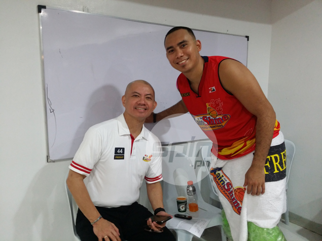 Downcast Paul Lee laments Rain or Shine will never be the same again after Guiao exit