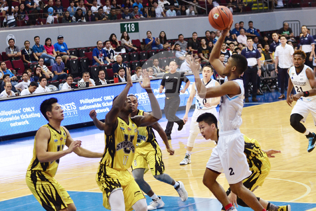 Adamson Falcons surpass wins total from last season after rout of UST Tigers