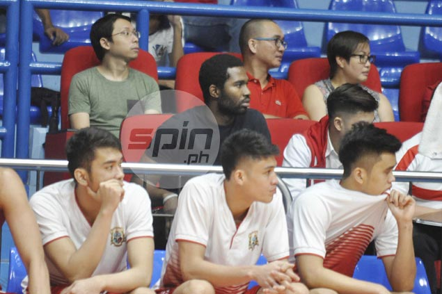 Donald Tankoua admits desire to play as San Beda moves closer to NCAA title