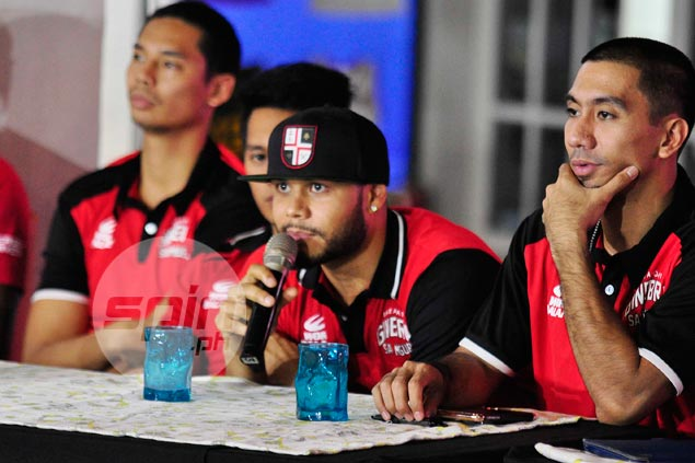 Nothing personal as Ginebra sparkplug Sol Mercado goes up against former team