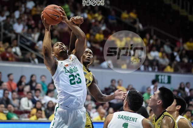 JERSEY STORY: Ben Mbala's admiration for LeBron James prompts switch to No. 23