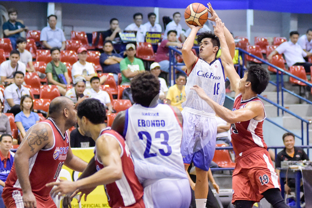 Carl Bryan Cruz stands out in underwhelming list of early PBA rookie draft applicants