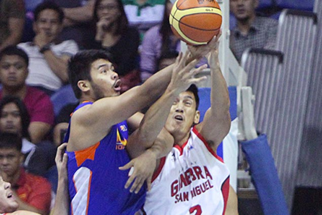 Yeng Guiao arrival at NLEX brings renewed hope for unheralded bruisers like Eric Camson