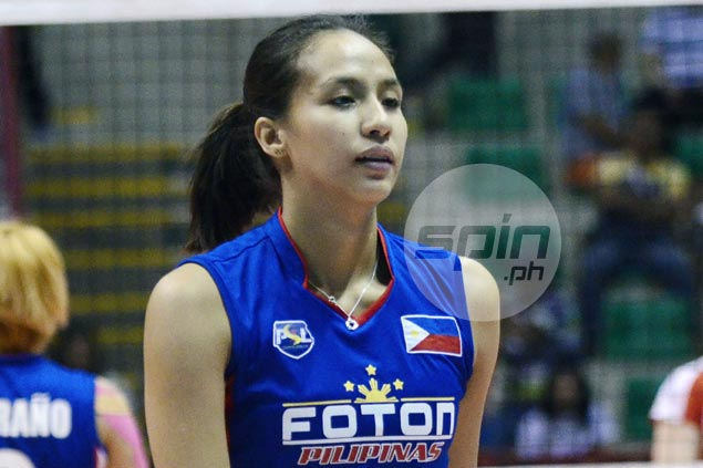 Jovelyn Gonzaga willing to play libero for PSL Manila if needed in FIVB World Club tilt