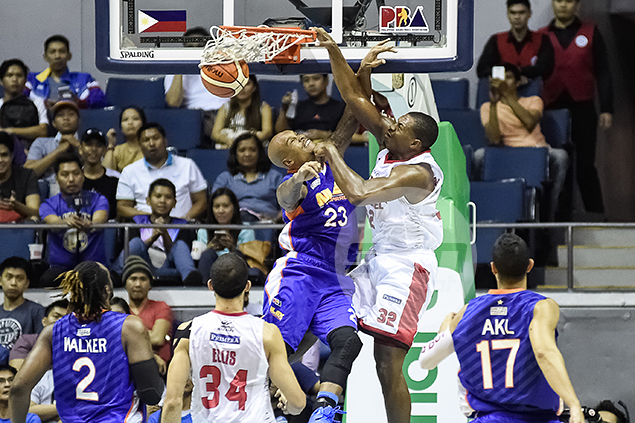 Ginebra cruises to second win as Brownlee too strong for Taulava-less NLEX