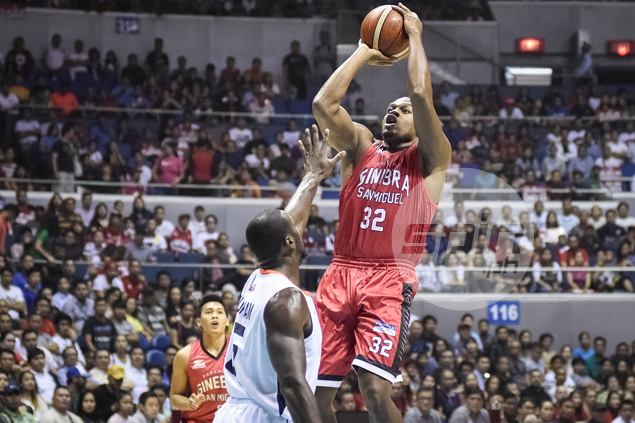 Brownlee accepts blame after Ginebra loss: 'I should've been more aggressive'