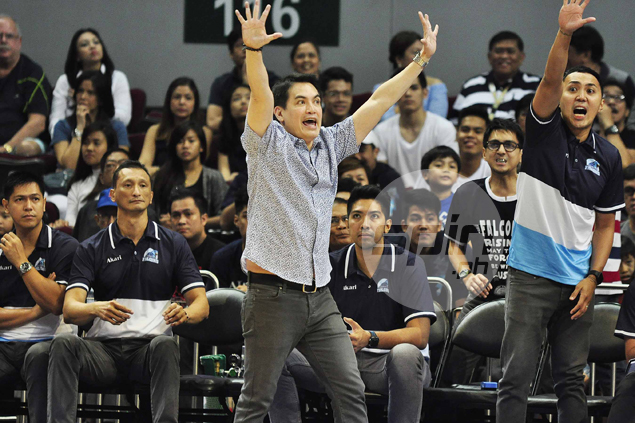 Ritualo deflects credit as Adamson becomes UAAP's best three-point-shooting team