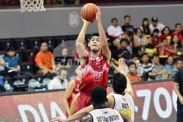 UE Warriors make it back-to-back wins, send UST Tigers to fourth straight loss