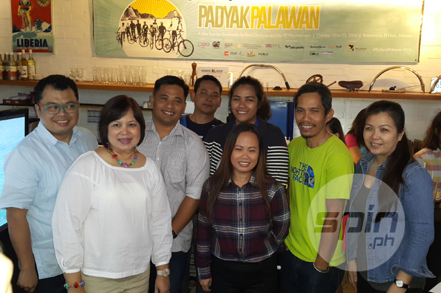 Romi Garduce to lead 520-km charity bike tour to help promote eco-tourism in Palawan