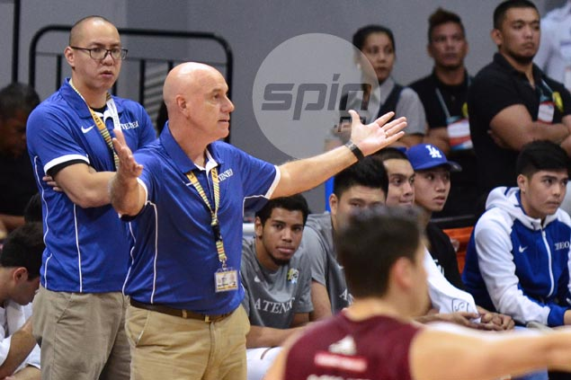 Tab Baldwin now Ateneo head coach as UAAP board orders 'consultant' tag dropped, says source