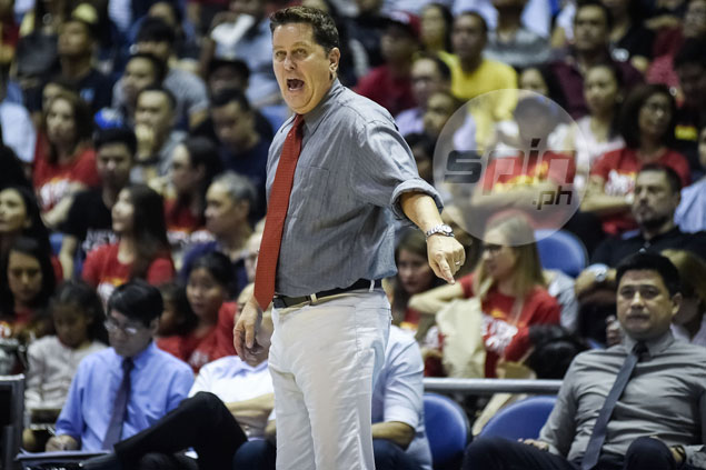 Coach Tim Cone feels grueling SMB semis series took toll vs Meralco in Finals opener