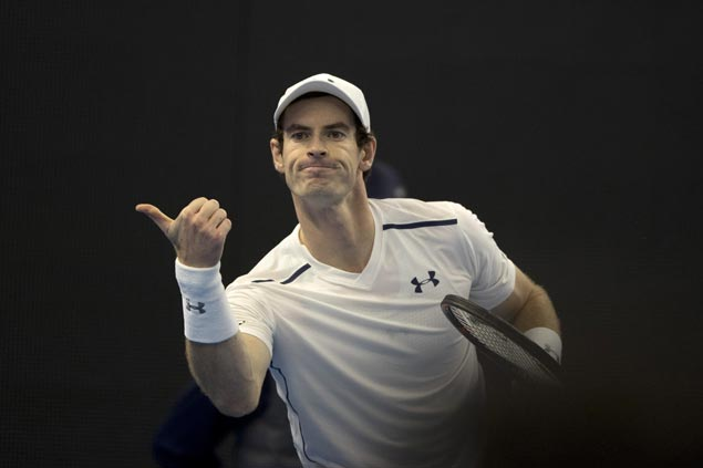 Andy Murray scores easy win, Grigor Dimitrov gets walkover to set up China Open title match