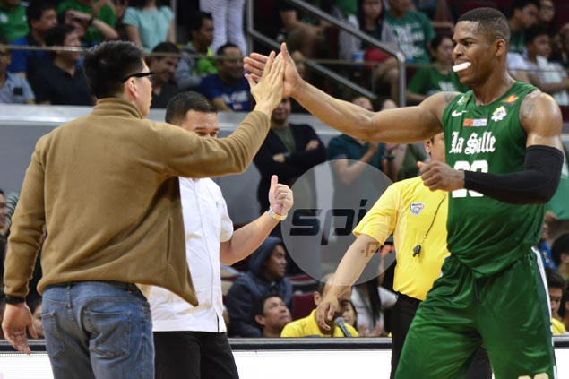 MVP favorite Ben Mbala puts priorities in order: 'If we keep winning, the awards will follow'