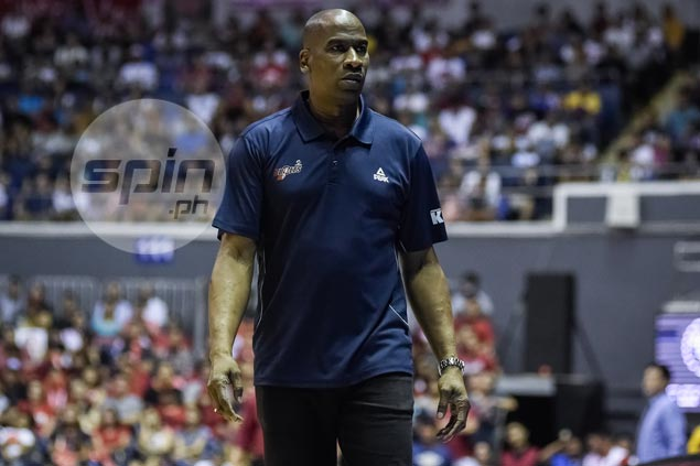 Norman Black: 'We actually lost the game on an offensive rebound by Sol Mercado'