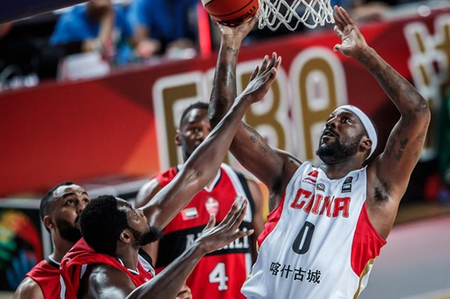 Andray Blatche double double keeps China Kashgar perfect in Fiba Asia Champions Cup