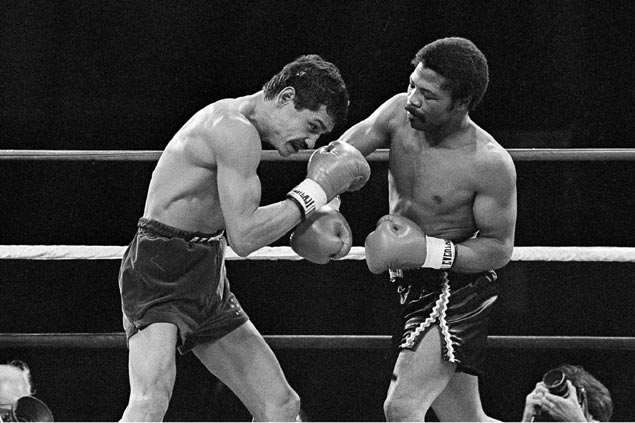 Boxing great Aaron Pryor, known for legendary fights with Alexis Arguello, dies at 60