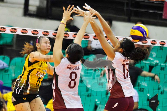 UST super-sub Carla Sandoval comes out of her shell, fills void left by Sisi Rondina