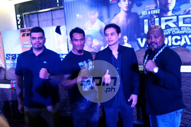 Pioneering MMA outfit brings first three-on-three showdown as main event of URCC 28