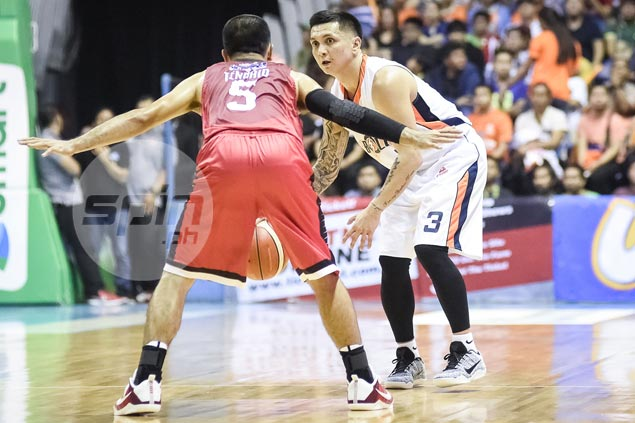 LA Tenorio sees more records falling before Gilas teammate Jimmy Alapag is through