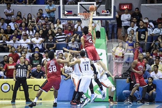 Coach who gave Scottie Thompson big break says Davao kid reminded him of Samboy Lim