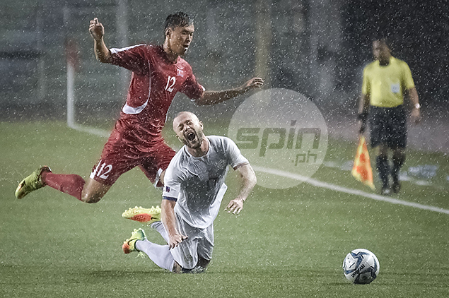 Azkals bow to North Korea in friendly to come up empty-handed in home stand