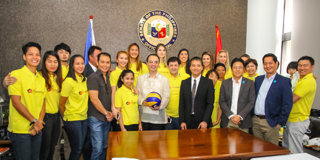 Senate throws full support to PSL Manila as demand for FIVB World Club tilt tickets spike