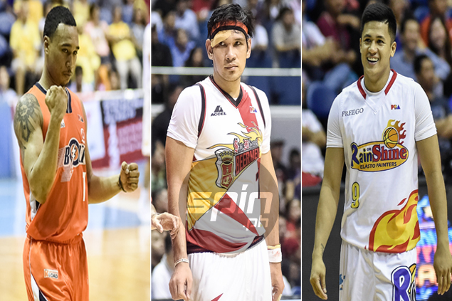 Fajardo, Newsome, Cruz lead candidates for top honors in yearend PBA Leo Awards