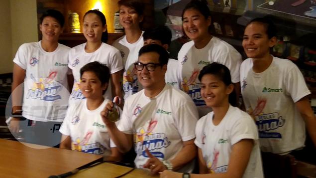 Perlas Pilipinas coach Pat Aquino says upcoming WPBA a big boost to national team program