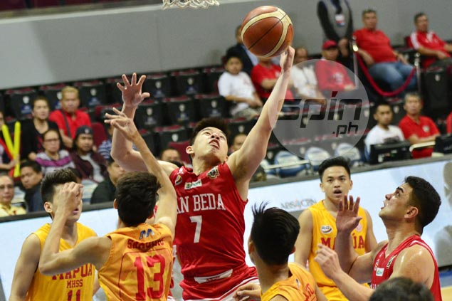 Red Cubs claw back from 12 points down to beat Red Robins, force do-or-die game for NCAA title