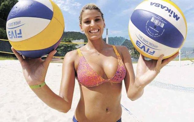Brazilian player-model bound to turn heads as Volero arrives for World Club showpiece