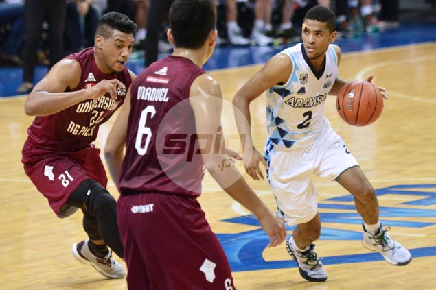 Defense is name of game as UP Maroons hold Falcons sensation Ahanmisi scoreless
