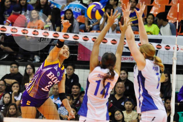 Bali Pure vents ire on Customs, nabs first win at expense of former ace Alyssa Valdez