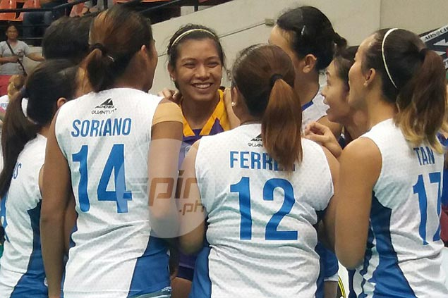 No bad feelings as Bali Pure deals former star Alyssa Valdez first loss with Customs
