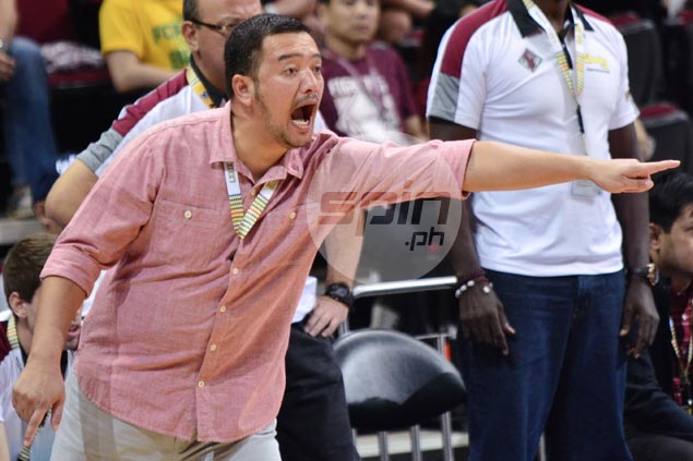 Perasol defiant as surging UP Maroons in line for a reality check vs unbeaten La Salle