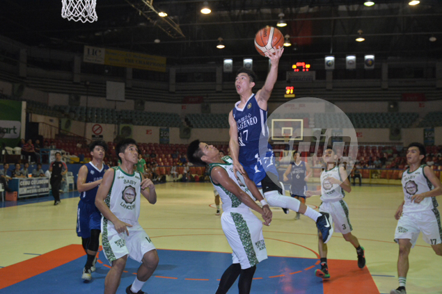 Sacred Heart School on track for fourth Cesafi juniors title after edging UV in semis