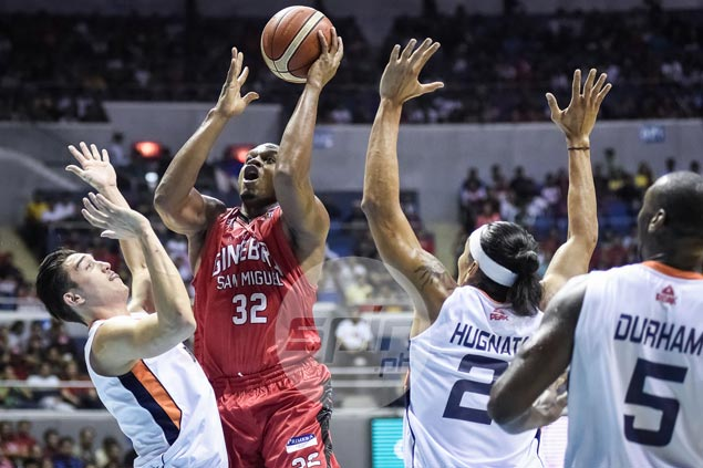 Justin Brownlee feeling empty after scoring career-high 42: 'Maybe I overshot a little bit'