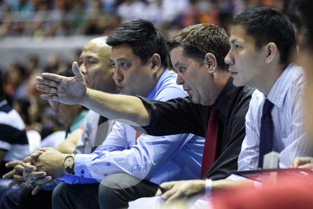 Ginebra loss to Blackwater proof 'we're a long way from where we want to be,' says Cone