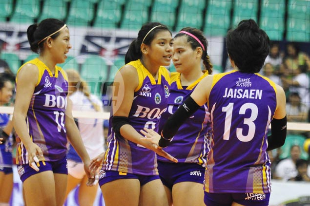 Alyssa Valdez hoping Customs learns from loss in time for match vs unbeaten UST