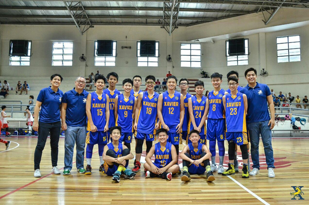 Xavier drubs Don Bosco Makati to claim Prada midgets basketball crown