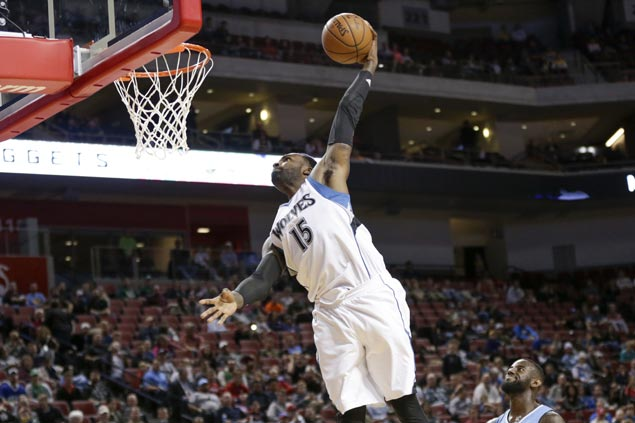 Source: Shabazz Muhammad agrees to return to Timberwolves with one-year, vet minimum deal