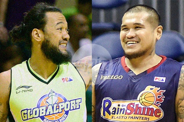 Rain or Shine trades JR Quinahan to GlobalPort for Jay Washington; offers Paul Lee three-year deal